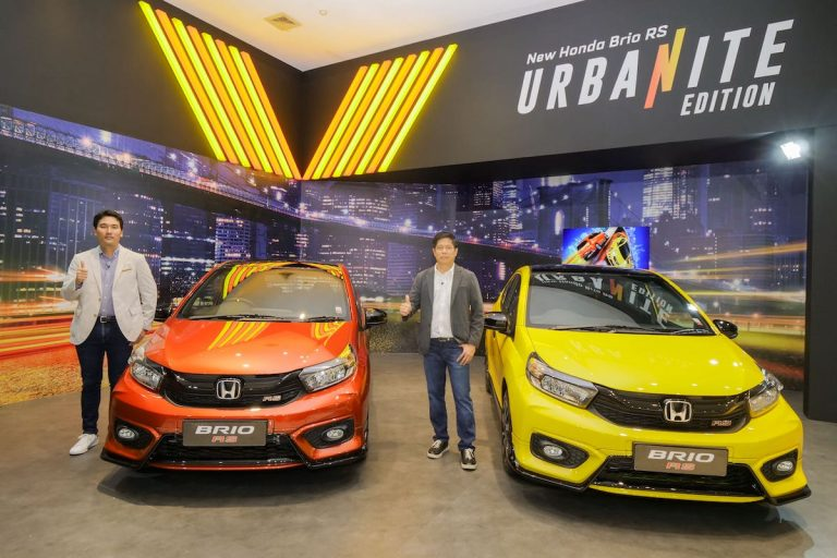Semakin Sporty, Honda Brio Rs Urbanite Edition Resmi Mengaspal di Indonesia