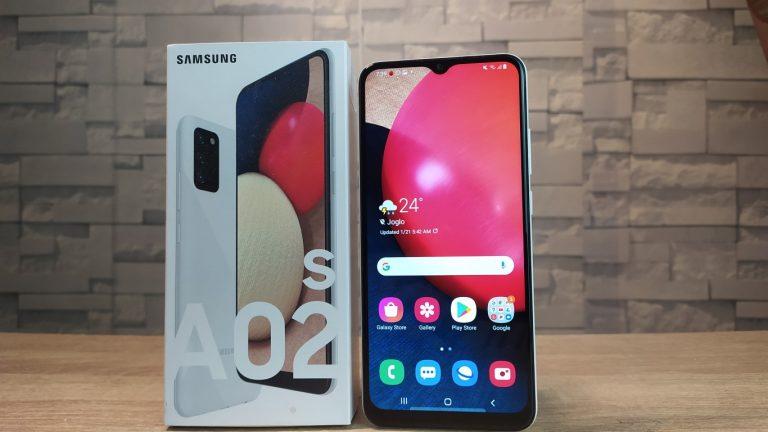 Review Galaxy A02s, Smartphone Awesome dengan Harga Terjangkau