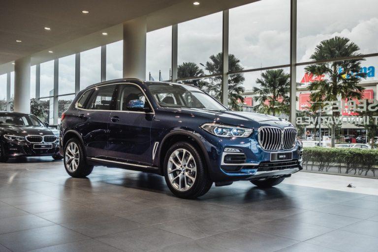 Sarat Fitur Unggulan, New BMW X5 Kini Hadir di Indonesia