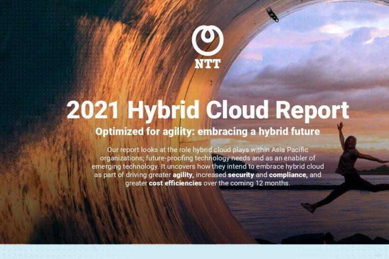 Survey NTT: 96,2% Pelaku Bisnis di Asia Pasifik Memandang Pentingnya Cloud