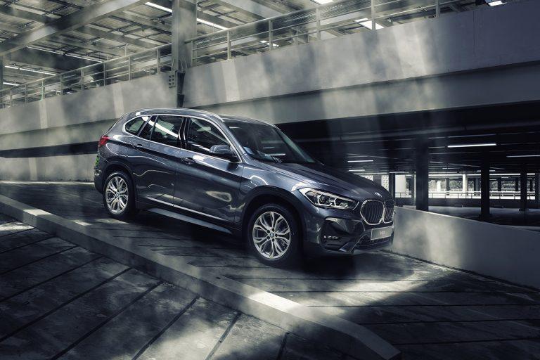 Mejeng di Showroom BMW Astra, BMW X1 Jawab Kebutuhan Pelanggan akan Kendaraan Serbaguna