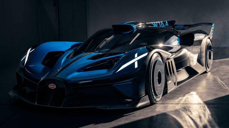 Desainer Kelas 'Kakap' Nobatkan Bugatti Bolide sebagai Hypercar Tercantik di Dunia