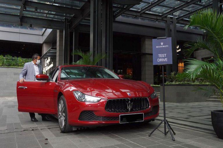 Bawa Cita Rasa Italia, Maserati Resmikan 'Maserati Gallery' di Ashta District 8
