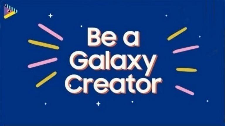 "Mau Jadi Creator Andal? Yuk Ikuti Program ""Be A Galaxy Creator"""