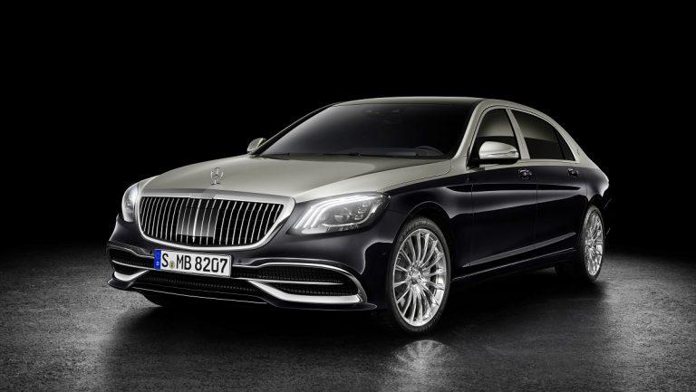 Mengenang 175 Tahun Lahirnya Mercedes-Maybach