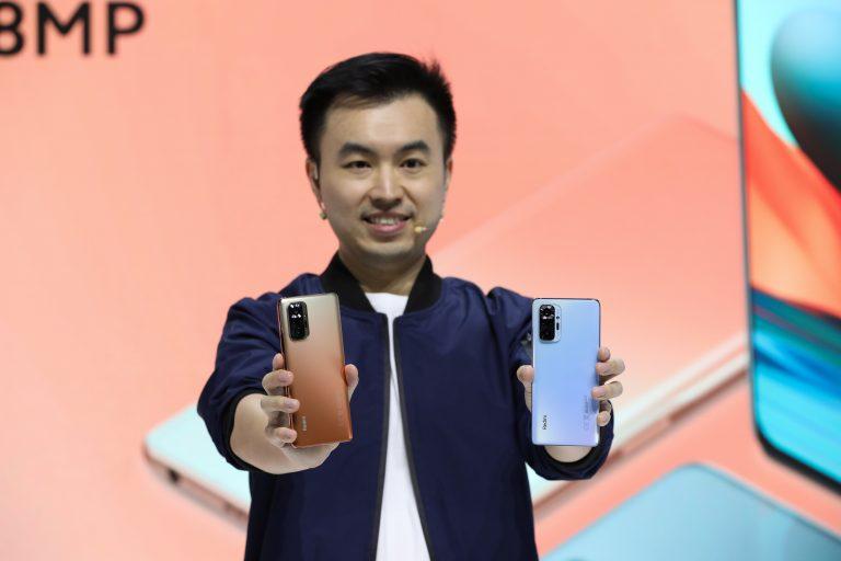 Jawaranya AMOLED Display! Xiaomi Redmi Note 10 Series Resmi Hadir di Tanah Air