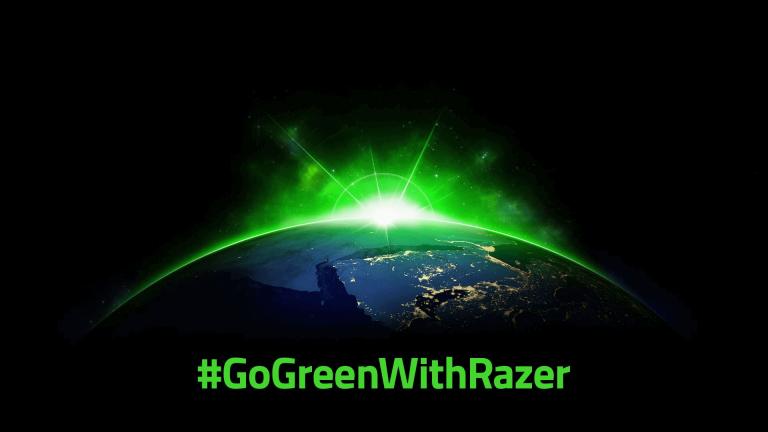 #GoGreenWithRazer, Komitmen Razer Terhadap Kelestarian Lingkungan Hidup