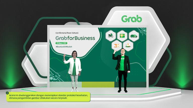 Bawa Solusi Digital Baru, Grab for Business Kembali Perkuat Komitmen Sajikan Layanan bagi Perusahaan