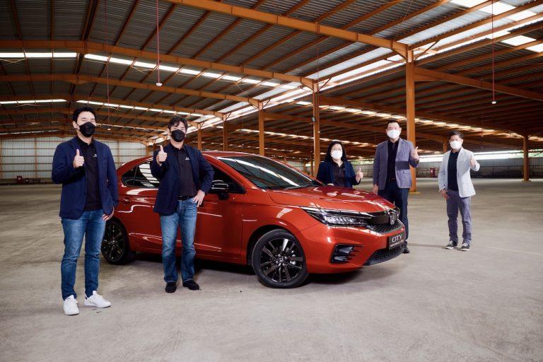 Diperkuat Fitur Kekinian, Honda City Hatchback RS Meluncur di Indonesia