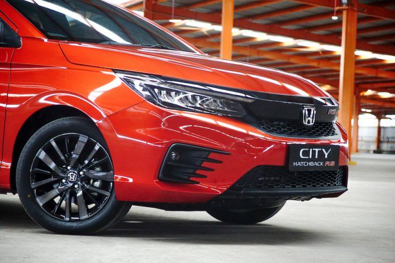 Mulai Pengiriman Tanggal 8 April 2021, Honda Umumkan Harga Honda City Hatchback RS