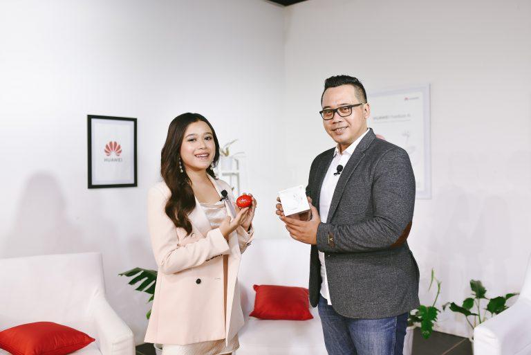 Huawei Luncurkan FreeBuds 4i dengan Teknologi ANC dan Huawei Watch Fit Elegant Edition