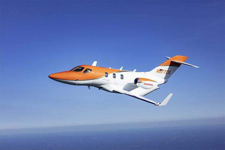 Mantap! HondaJet Jadi Pesawat dengan Pengiriman Terbanyak Selama Empat Tahun Berturut-Turut