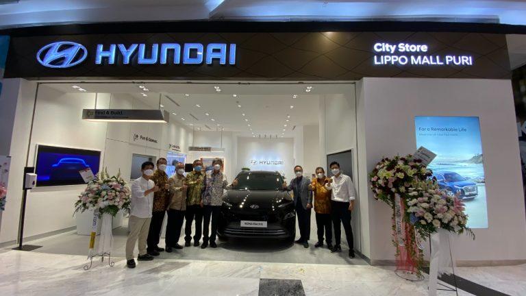 Hyundai Hadirkan Hyundai City Store dengan Konsep Layanan Door-to-Door