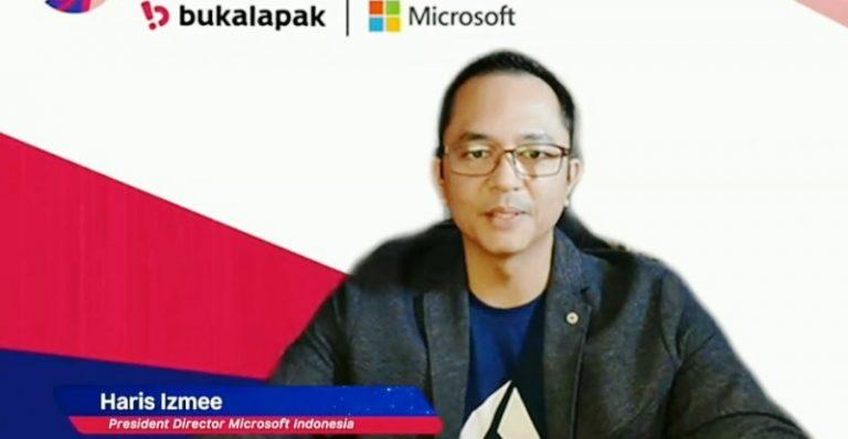 Bukalapak dan Microsoft Gelar Program 'Belajar Digital Bareng' Khusus UMKM