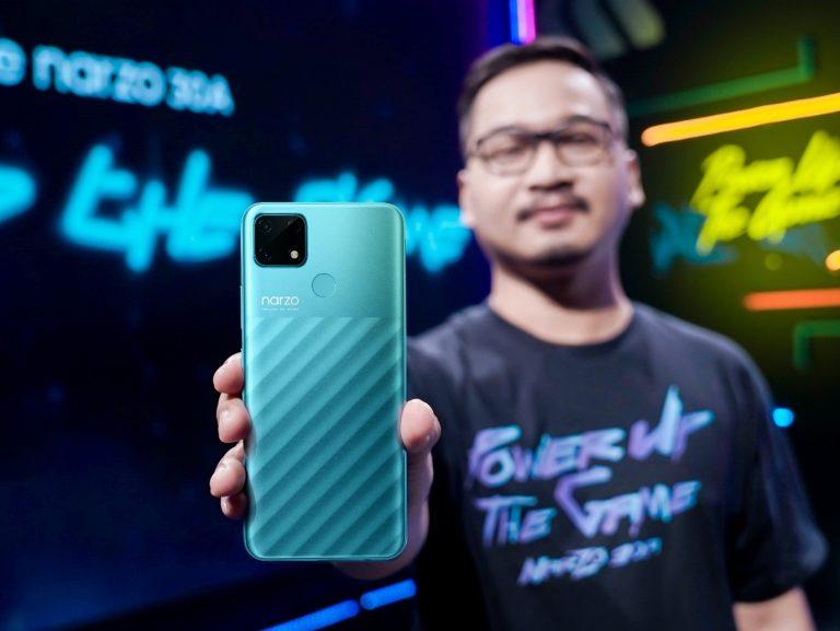 Chipset Tangguh, Baterai Besar, dan Harga Sejutaan Jadi Racikan Ampuh Realme Narzo 30A Pikat Mobile Gamer