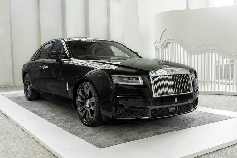 Rolls-Royce New Ghost Sudah Bisa Dipesan di Indonesia