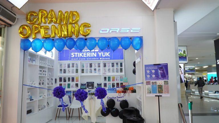 Outlet Pertama OASE Akhirnya Hadir di ITC Roxy Mas, Tawarkan Konsep One Stop Shopping