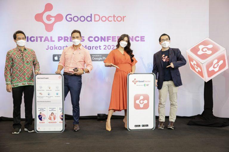 Hadir Sebagai Aplikasi Telemedik Mandiri dan Terpadu, Good Doctor Ingin Jangkau Lebih Banyak Keluarga di Seluruh Indonesia