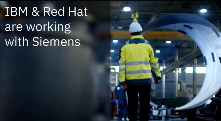 Rampingkan Operasional Manufaktur, Siemens-IBM-Red Hat Umumkan Proyek Inisiatif Hybrid Cloud