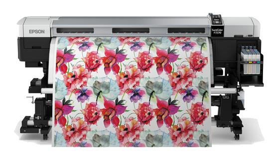 Sederet Alasan Printer Tekstil Digital Epson Sanggup Ubah Masa Depan Industri Garmen