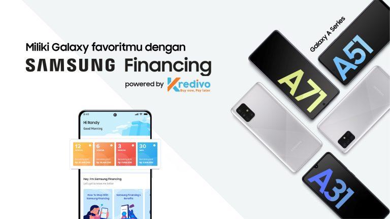 Penuhi Tingginya Permintaan Produk Gadget dan Aksesori, Samsung Gandeng Kredivo Gelar Program Samsung Financing