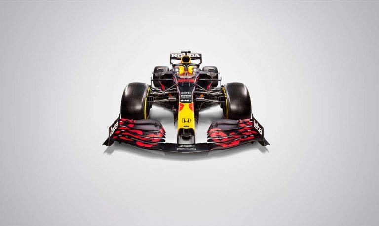 RB16B, Mobil Balap F1 Racikan Red Bull Racing untuk Musim 2021