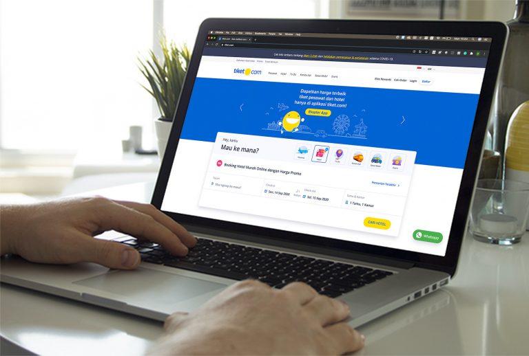 Sambut Akhir Tahun, Tiket.com Gelar Promo Diskon SALE-tember