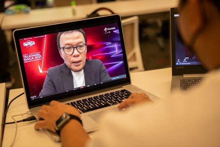 Telkomsel #BukaPintuKebaikan, Dampingi Masyarakat Maksimalkan Pengalaman Aktivitas Digital Selama Ramadan dan Idulfitri 1442 H