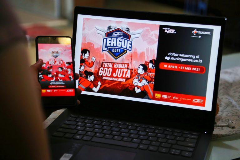 Mau Tingkatkan Kemampuan Gaming-mu? Coba Daftar Dunia Games League 2021 Aja!