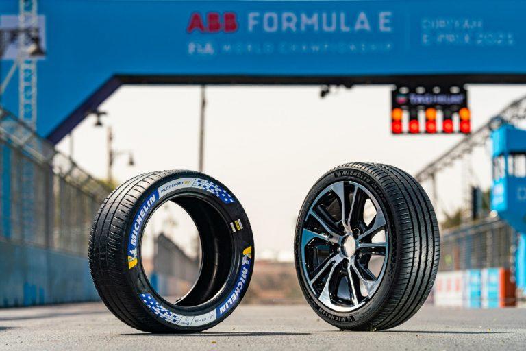 Michelin Rilis Pilot Sport EV, Ban yang Dirancang Khusus untuk Mobil Sport Listrik