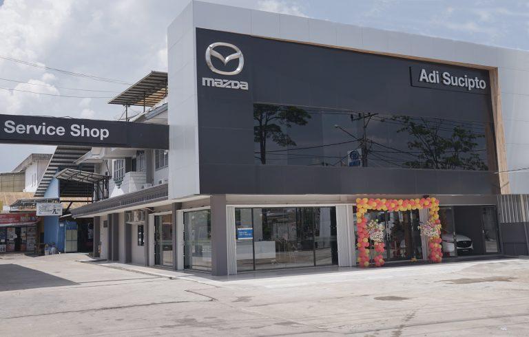 Perluas Layanan Aftersales, Mazda Resmikan Dealer Terbaru di Pontianak, Kalimantan Barat