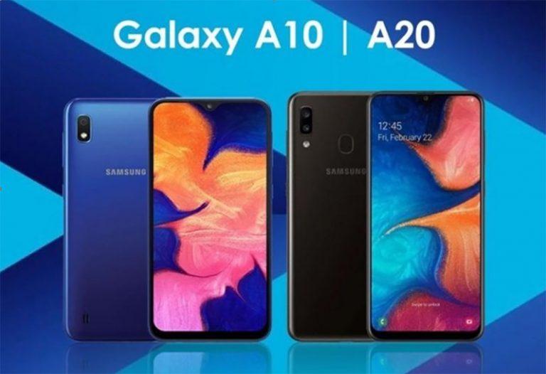 Samsung Galaxy A10, Smartphone Satu Jutaan Ini Miliki Spesifikasi Tangguh