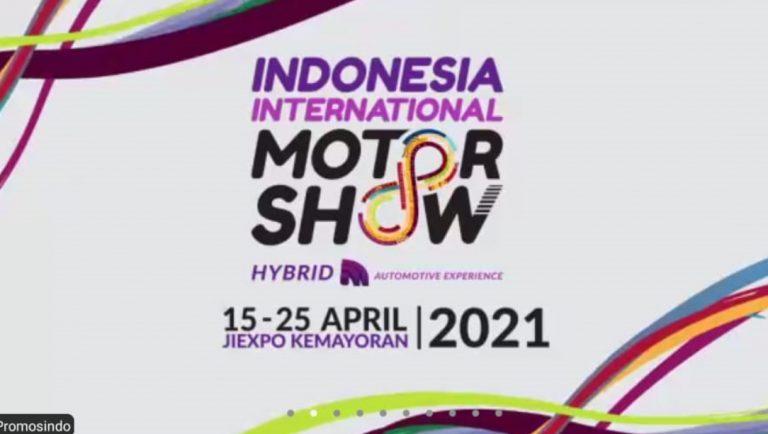 IIMS Hybrid Siap Digelar 15 April 2021, Ada Batasan Pengunjung