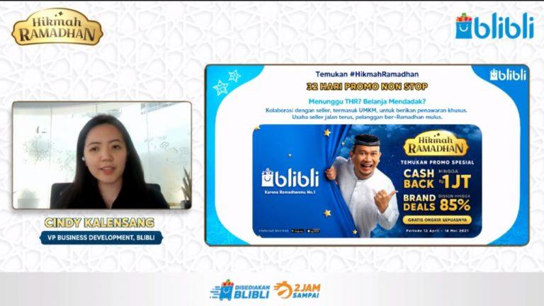 Penuhi Kebutuhan Ramadan 2021, Blibli Gelar Program Layanan Pengiriman 2 Jam dan Festival Belanja