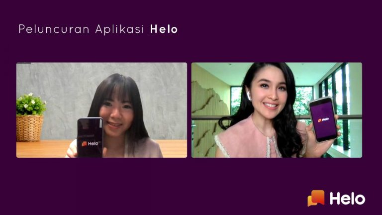 Aplikasi Helo Sapa Pengguna di Indonesia, Ini Keunikannya