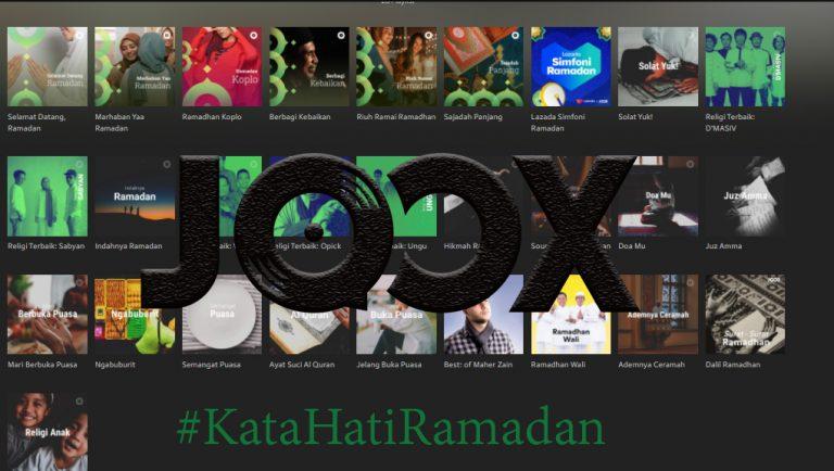 Joox Ajak Anak Muda Indonesia untuk Mendengarkan Hal-hal Berfaedah Selama Bulan Ramadan