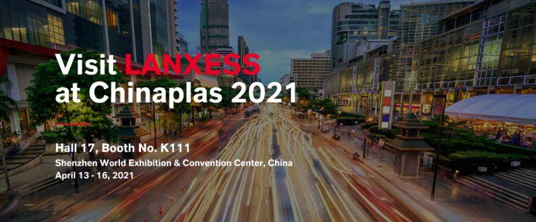 LANXESS Tawarkan Solusi Inovatif di Ajang Chinaplas 2021