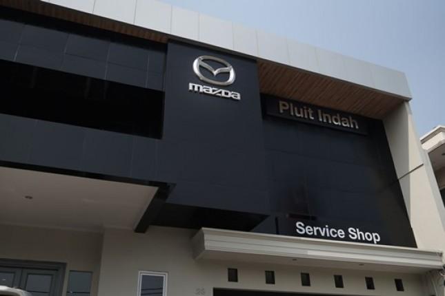 Gencar, Mazda Kembali Resmikan Dealer Terbaru di Pluit Indah