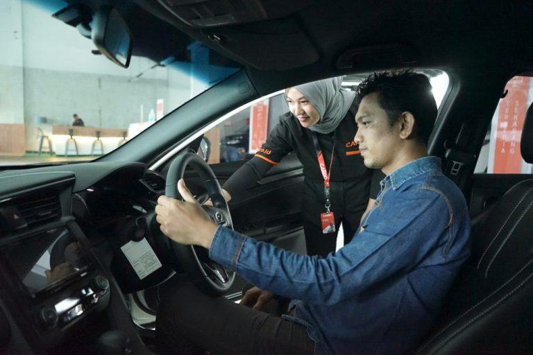 Q1 2021, Carro Catatkan Peningkatan Penjualan Mobil Bekas Dua Kali Lipat