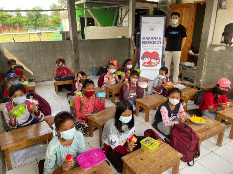 Rayakan Ultah ke-25 CBN, Program CBN Virtual Run & Ride for Charity Berhasil Kumpulkan Rp 300 Juta