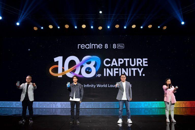 Resmi Hadir, Realme 8 Pro Jadi Ponsel dengan Kamera 108 MP Paling Terjangkau di Tanah Air!