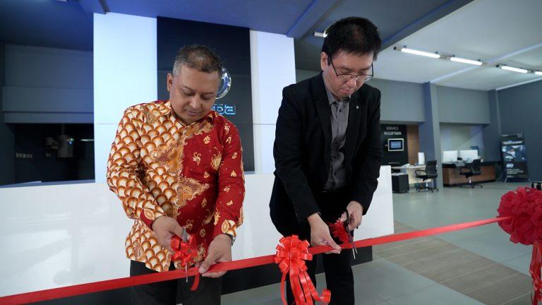 PT Eurokars Motor Indonesia Resmikan Dealer Mazda Asia Afrika di Bandung