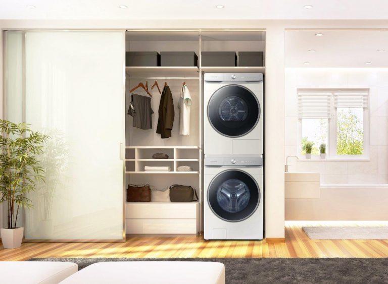 Jadi Solusi untuk Hunian dengan Ruang Terbatas, Samsung Dryer Ini Bikin Cucian Cepat Kering