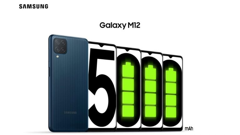 Mau Hape Sejutaan yang Layar dan Baterainya Besar? Bisa Tengok Samsung Galaxy M12 Ini