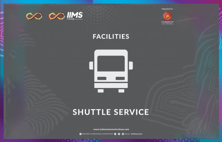 Mau ke IIMS 2021, Yuk Manfaatkan Shuttle Bus dari Beberapa Titik Lokasi