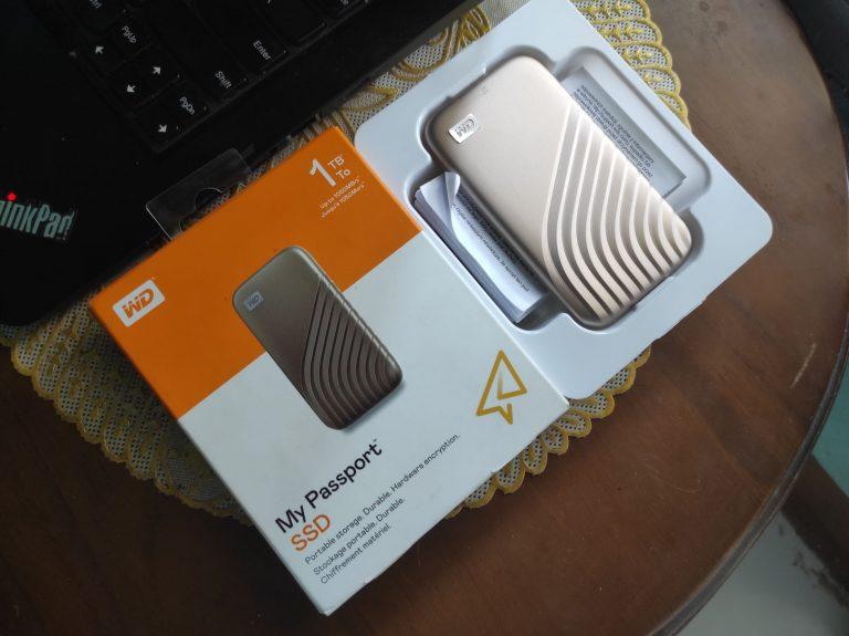 Review WD My Passport SSD: Mini dan Kencang, Sangat Bisa Diandalkan