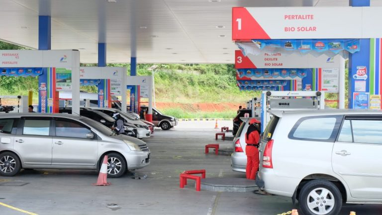 SPBU Pertamina di Wilayah Jawa Tengah dan DI Yogyakarta Terapkan Digitalisasi SPBU