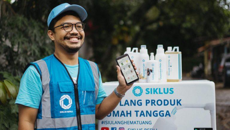 Siklus Hadirkan Solusi Isi Ulang Kebutuhan Konsumen di Berbagai Industri Indonesia