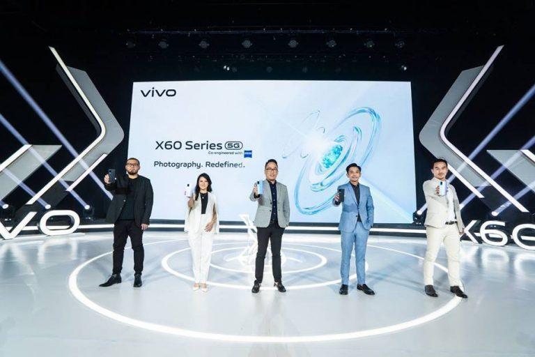 Resmi Meluncur, Inilah Harga Berikut Spesifikasi Lengkap Vivo X60 dan X60 Pro
