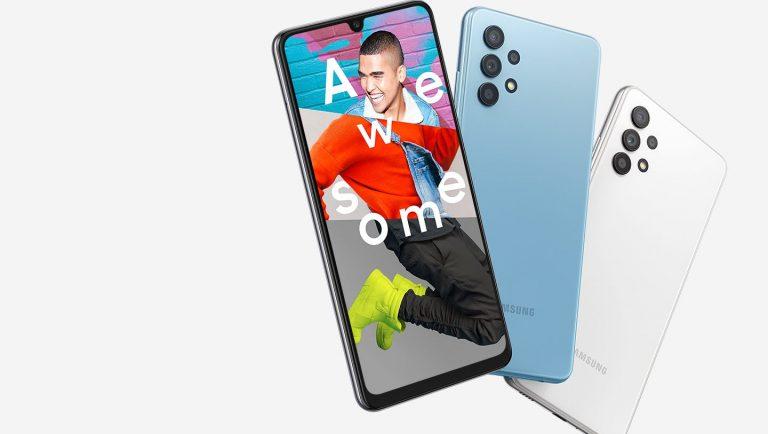 Songsong Teknologi 5G dengan Harga Terjangkau, Samsung Hadirkan Galaxy A32 5G
